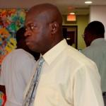 Vertrekkend parlementslid Louie Laveist loopt mogelijk zijn politiek pensioen mis - foto Today / Leo Brown
