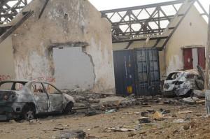 Door een ontploffing in het oude kruithuis kwamen drie mensen om - foto: Openbaar Ministerie