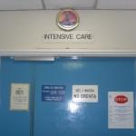 Intensive care afdeling in het Sehos - foto: