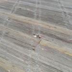 Het huidige dek van de pontjesbrug verkeerd in slechte staat -