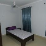 Één van de kamers in het opvanghuis - foto: Belkis Osepa