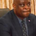 Minister van Economische Zaken Ted Richardson - foto: Today / Hilbert Haar