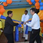 Officiële opening tweede huis SVP-CN - foto: Extra Bonaire