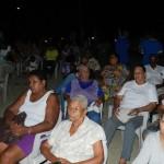 Publiek tijdens de culturele manifestatie foto Belkis Osepa