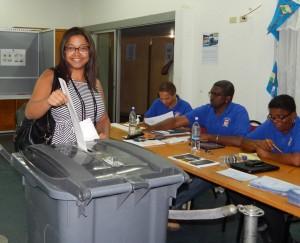 Statianen kunnen zich op 17 december over de staatsrechtelijke toekomst van hun eiland uitspreken -  foto:  The Daily Herald