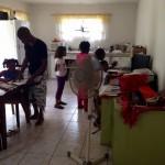 Kinderen kunnen bij het crisishuis even hun thuissituatie ontvluchten - foto: Leoni Leidel-Schenk