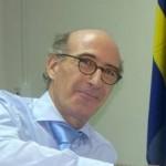 Nieuwe inspecteur van Gezondheidszorg Gersji Rodrigues Pereira - foto: Tico Vos