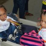 Kinderen op Bonaire - foto: Belkis Osepa
