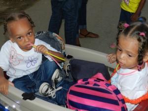 Kinderen op Bonaire krijgen Nederlands als onderwijstaal vanaf groep 1 - foto: Belkis Osepa