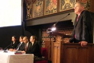 Symposium 60 jaar Statuut in Den Haag - foto: Jamila Baaziz