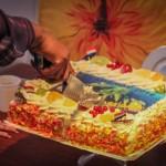 Saba taart