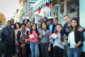 Saba Dag in Nederland - foto: John Samson