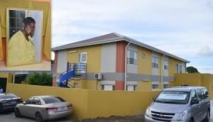 Het jeugdcentrum is vernoemd naar Eulalie Meyers - foto: Hilbert Haar