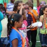 Het Centrum voor Jeugd en Gezin organiseert regelmatig 'fun days' voor kinderen op Saba en Statia