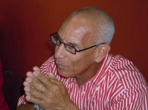 Zakenman Michael Ferrier ziet niets in de counterpart wetgeving | Foto: Hilbert Haar
