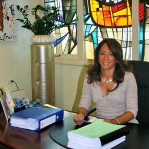 Marisol Lopez-Tromp, voorzitter van de Bijzondere Commissie Ombudsman | Foto: Jackeliene Geeve