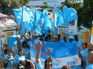 Nieuwe partij MPB | foto Belkis Osepa