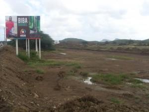 Er heerts veel controverse rondom de bestemming van Plantage Wechi