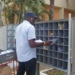 Pilotproject Community Mailbox van CPost | foto: José Manuel Dias