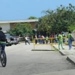 SGB-studenten na schooltijd | foto Belkis Osepa