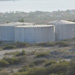Belangrijkste watertanks WEB te SEru Largu | foto Bòi Antoin