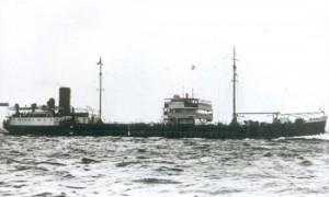 Om 10.30 uur op 16 Februari 1942 werd de Rafaela geraakt door een torpedo van een Duitse U-67 onderzeeboot, anderhalve kilometer voor de kust bij de Anna Baai |Foto: uboat.net
