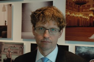 Staatssecretaris van Onderwijs Sander Dekker | Foto: Pieter Hofmann