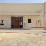 Achter de deuren van de gevangenis worden binnenkort gevangenbewaarders verder opgeleid - foto: Jackeliene Geeve