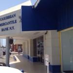 De bank waar de fraudeur  wekelijks valse cheques inleverde - foto: Jackeliene Geeve