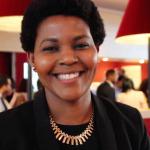 Aisha Doran, de nieuwe voorzitter van stichting Passaat.
