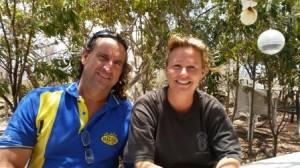 Roderick Halley en Alexandra van Luijken. Foto Today / Hilbert Haar