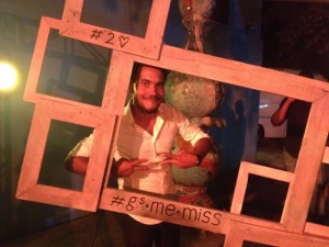 Superando met Levi Silvanie - foto: Deya Mensche