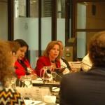 Delegaties praten over geschillenregeling op het IPKO - Foto: Pieter Hofmann