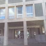 Van Dorp werd gisteren opnieuw  vrijgesproken bij het Gerechtshof in Arnhem - foto: Pieter Hofmann.