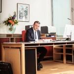 Nationale Ombudsman Rienier van Zutphen