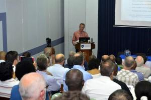 Econoom Rob van den Bergh, gastspreker op het Economendebat 2015