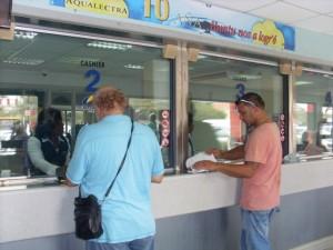Klanten stuiten op moeilijkheden bij het betalen van rekeningen bij Aqualectra – Foto: José Manuel Dias