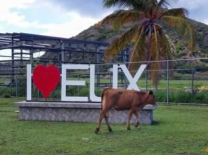 Boodschappen op Sint Eustatius zijn bijna twee keer zo duur als in Nederland. Foto: Elisa Koek