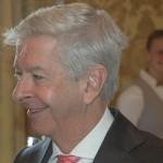Minister Ronald Plasterk. Foto: Pieter Hofmann.