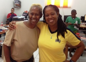 Sonia en Sheila - foto: Deya Mensche