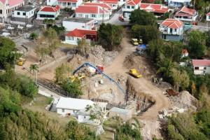 Sinds 10-10-10 is er veel verbeterd aan de infrastructuur op Saba - foto: Hazel Durand