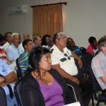 Er was veel belangstelling voor de bijeenkomst - foto: Janita Monna