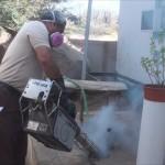 Jarenlange preventie zet Aruba op voorsprong in bestrijding Zika - foto; Sharina Henriquez