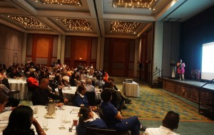 De Zika-conferentie op Aruba vestigt ook de aandacht op bloedbanken - foto: Sharina Henriquez