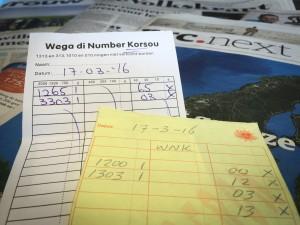Wega di Number