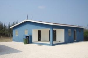 Een 'half-way' huis van Stichting Krusada - Foto Janita Monna