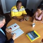 Stichting Savonet gaat samen met het OM jonge criminelen helpen met een vormingstraject - foto: OM