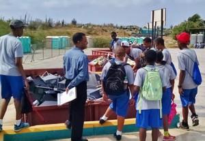 SEA wordt op de Gouverneur Laufferschool verder uitgebreid en ook andere scholen hebben aanvragen gedaan - Foto: Elisa Koek