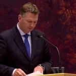 André Bosman (VVD) - foto: Tweede Kamer