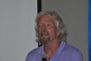 Sir Richard Branson. Foto Today / Milton Pieters